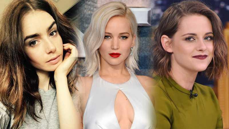Throwback: 7 Gaya Rambut yang Mendominasi di Tahun 2017