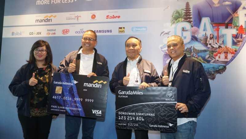 Garuda Kembali Gelar Travel Fair, Incar Penjualan Tiket Rp 448 Miliar