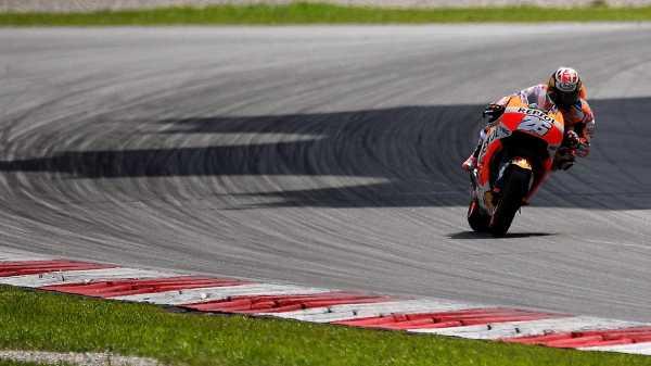 Tes MotoGP Thailand Hari Ketiga: Pedrosa Tercepat,Lorenzo ke-22