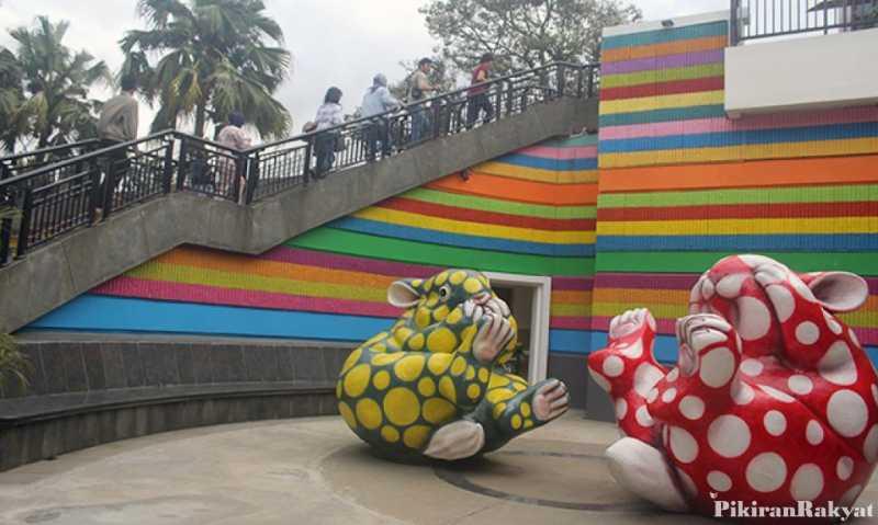 Rabbit Town, Tempat Swafoto Baru di Bandung