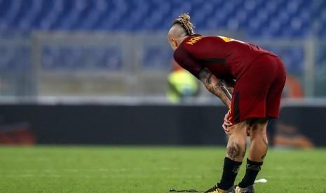 Nainggolan Isyaratkan Pindah ke Inter