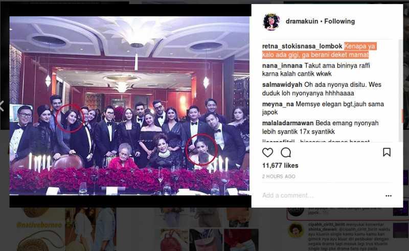 Raffi Ahmad Berusaha Dekatkan Anak dengan Ayu Ting Ting?