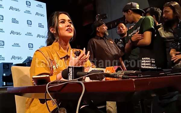 Kembali Bermusik, Raisa Gelar Showcase Lewat Live Streaming