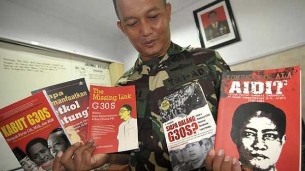Apa Isi Buku-Buku yang Disita TNI Sepanjang Desember-Januari?