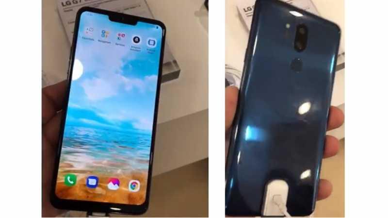 LG Siapkan Ponsel Premium 'Berponi', Mirip iPhone X