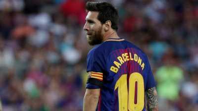 Tak Ada Waktu Istirahat untuk Lionel Messi