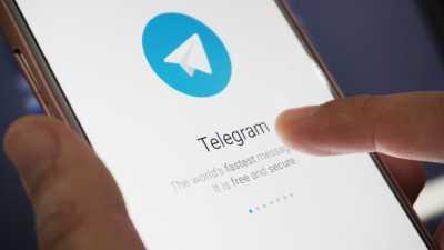 Stiker Porno Beredar di Aplikasi Telegram