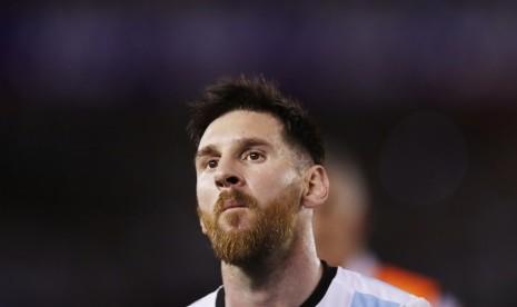 Tiket untuk Tonton Messi di Yerusalem Ludes dalam 20 Menit