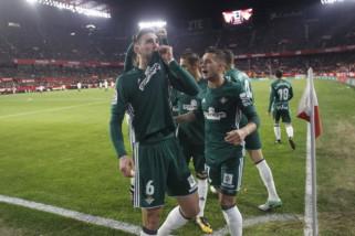 Real Betis menangi Derbi Sevilla 5-3