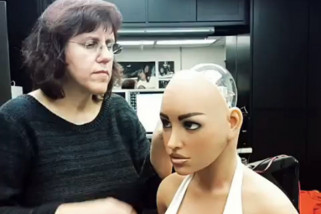 Robot Asmara Bisa Membunuh Pemiliknya