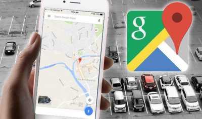 Keren! Google Maps Bisa Cari Tempat Parkir Rekomendasi