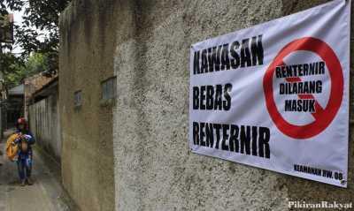 Lintah Darat Masih Meraja di Kota Bandung