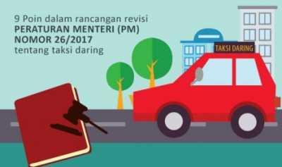 Besok, Pengemudi Taksi Daring Berencana Demo
