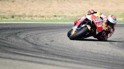 Marquez Start Terdepan di MotoGP Valencia, Dovizioso di Posisi 9