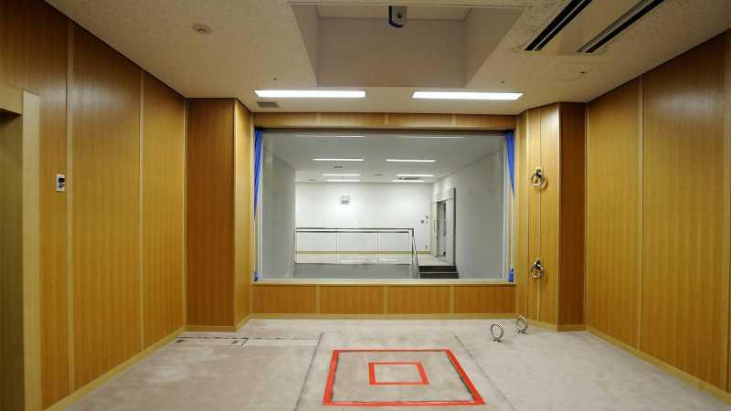 Mengintip Dinginnya Ruang Eksekusi Mati di Jepang