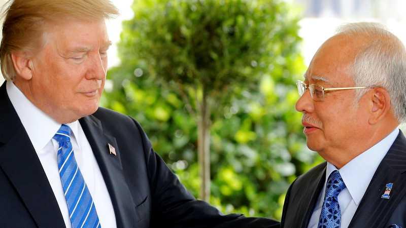 Bertemu Trump di AS, PM Malaysia Borong Pesawat Boeing