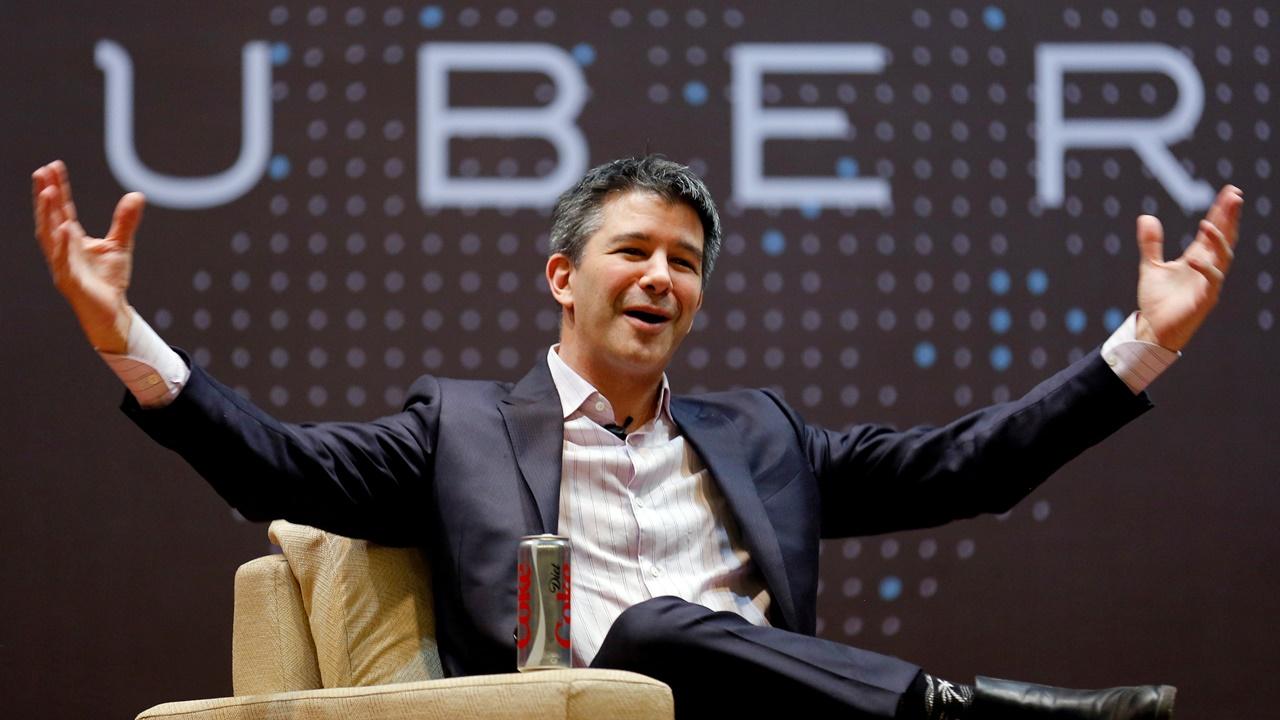Travis Kalanick: Saya Cinta Uber Lebih dari Apapun