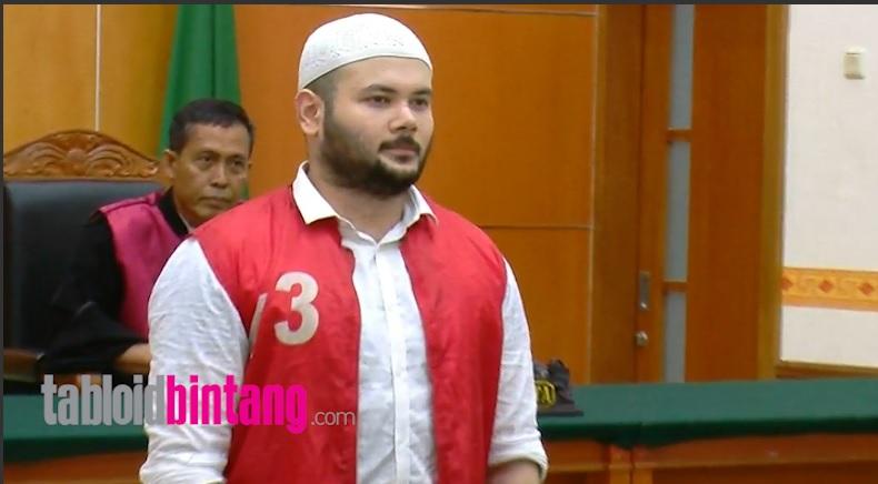 Usai Ditangkap karena Narkoba, Ridho Rhoma Taubatan Nasuha