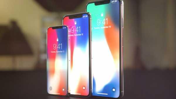 Siap-siap! Ini Tanggal Pre-order iPhone 2018