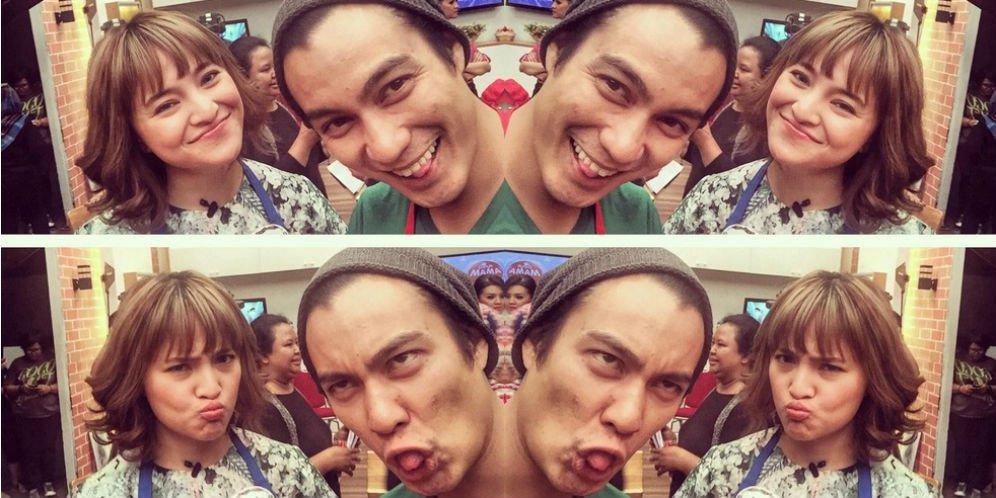 Risihnya Baim Wong Ditanya Soal Hangout Bareng Marshanda