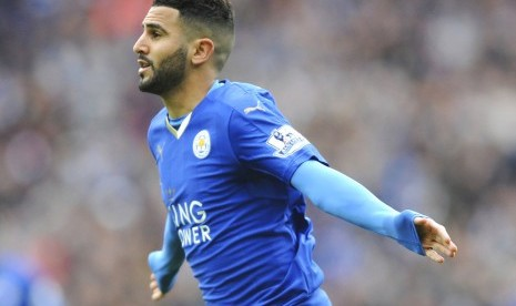 Riyad Mahrez Pecahkan Rekor Transfer the Citizens
