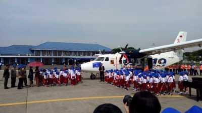 Jokowi Pilih Nama Nurtanio untuk Pesawat N219