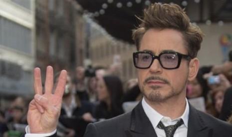 Robert Downey Jr. Ungkap Kisah Memalukan di Disneyland