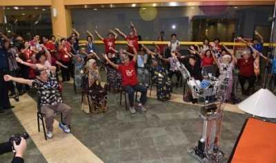 Para Lansia yang Mengancam Singapura