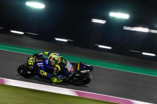 Rossi puas dengan progres Yamaha di Qatar