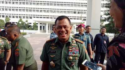 Panglima TNI: Serda WS yang Pukul Polantas Sakit Jiwa