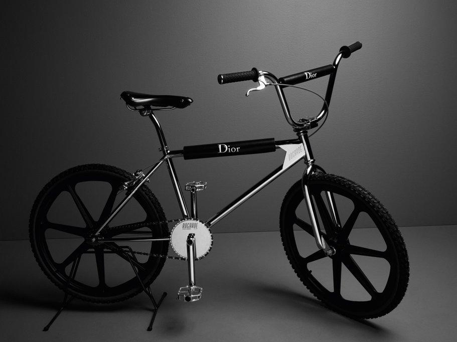 Dior Meluncurkan Sepeda Termewah