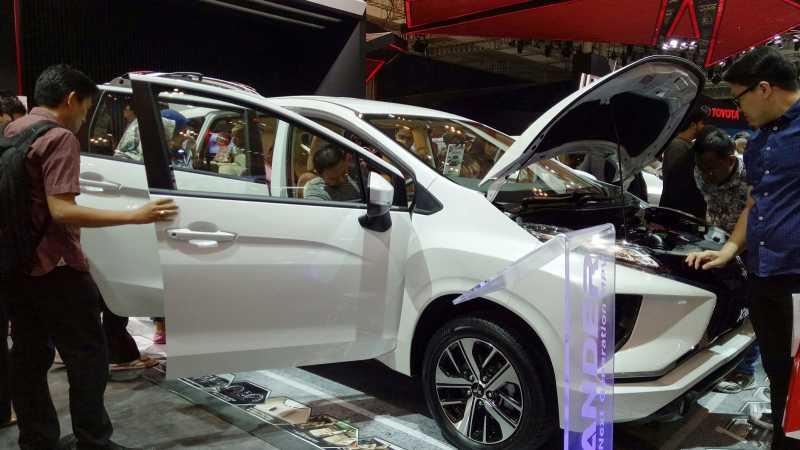 Skema Cicilan Rp 2 Jutaan untuk Mitsubishi Xpander