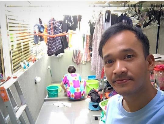 Ruben Onsu Unggah Foto Sarwendah Sedang Mencuci, Artika Sari Devi: Panutan