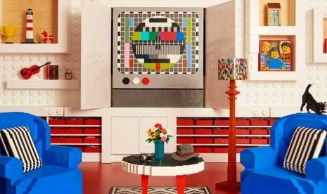 Uniknya Menginap di LEGO House Denmark