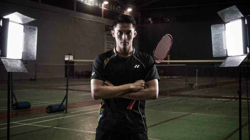 Jonatan Christie dan Mengapa Ia Memilih Buka Baju di Final Asian Games
