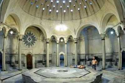 Hammam, Sarana Sosialisasi Umat Islam di Abad Pertengahan