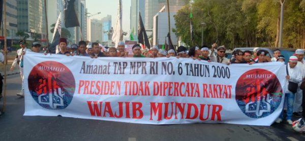 Gara-gara TAP MPR, Aksi Mujahid 212 Dibully Netizen