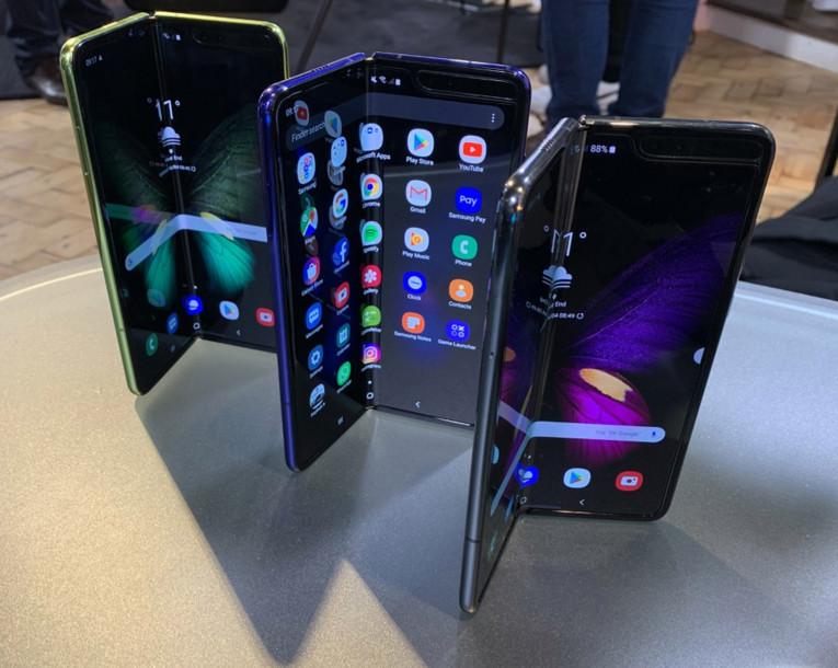 Samsung Masih 'Galau' Soal Waktu Perilisan Galaxy Fold