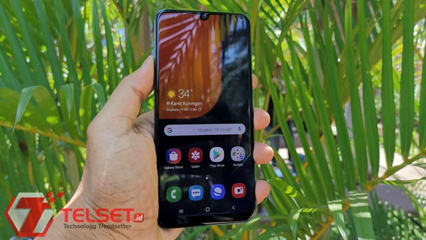 Banyak Peningkatan, Segini Harga Samsung Galaxy A50s