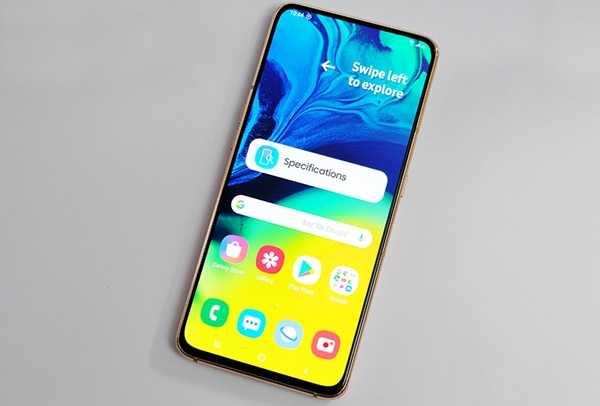 Wow! Samsung Persiapkan Galaxy A90 dengan Fast Charging 45W