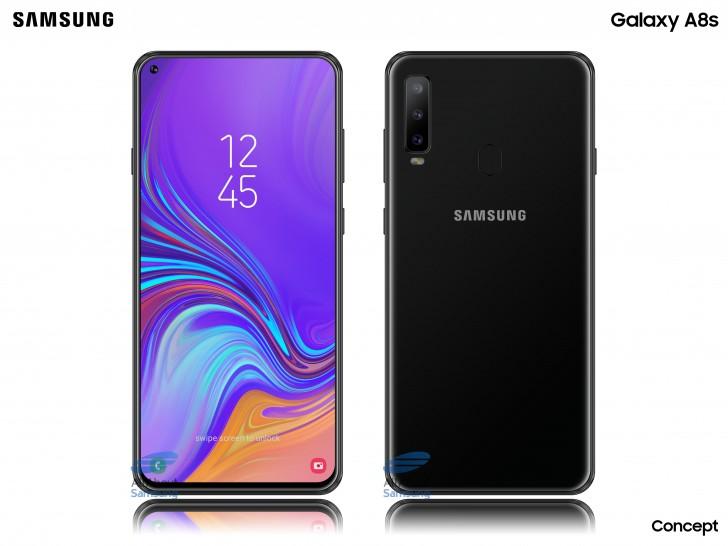Samsung Galaxy A8s Bakal Hilangkan Jack Audio 3,5mm?