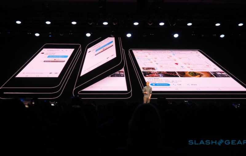 Perusahaan China Curi Teknologi Layar Lipat Samsung