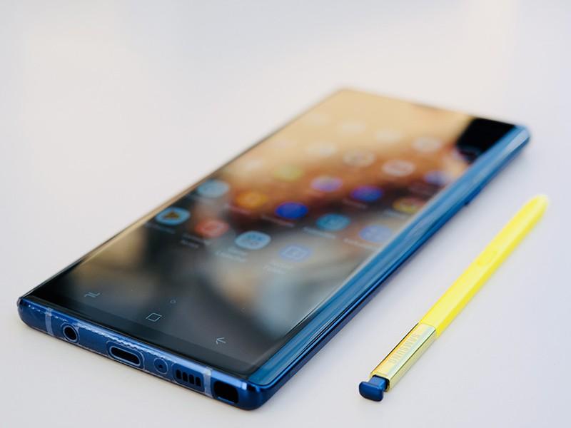 Ini tujuh keunggulan Samsung Galaxy Note 9