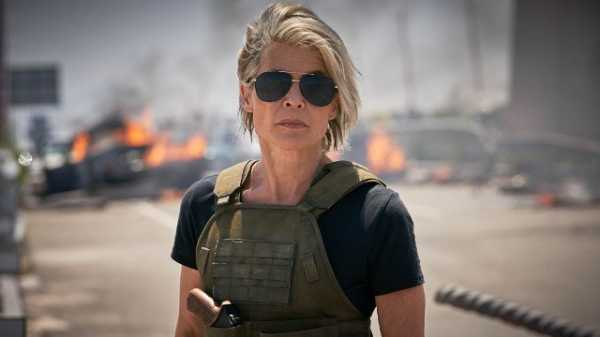 Belasan Tahun Vakum, Linda Hamilton Siap Jadi Jagoan di Terminator: Dark Fate