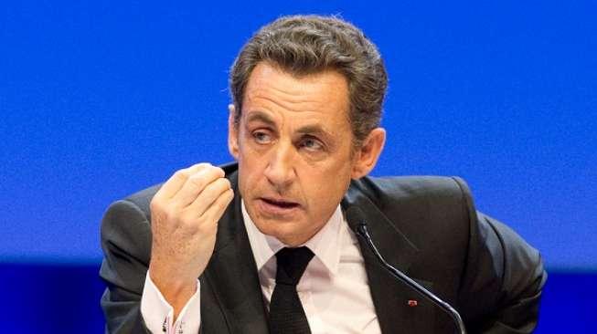 Dituduh Terima Uang dari Muammar Khadafi, Eks Presiden Prancis Ditangkap