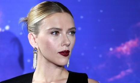 Scarlett Johansson Aktris Berbayaran Tertinggi Hollywood