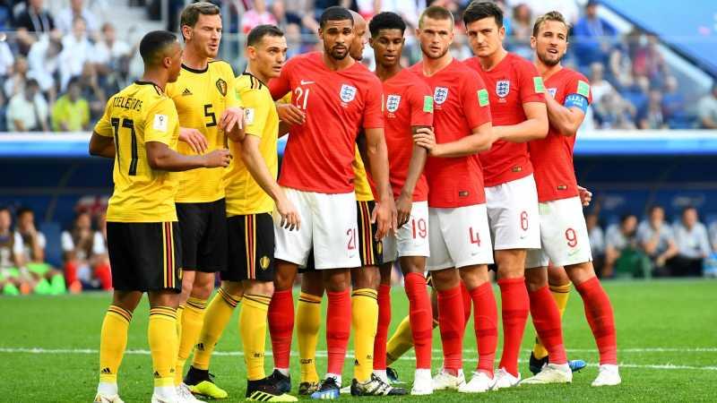 Catatan-catatan yang Tunjukkan Perbedaan Nasib Inggris dan Belgia