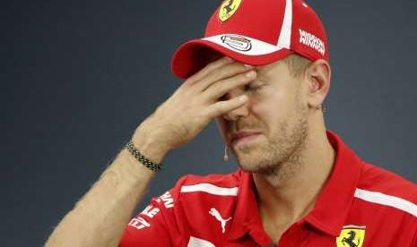 Sebastian Vettel Belum Berpikir Pensiun dari F1