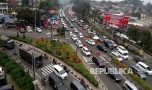 Prediksi Puncak Kemacetan di Jalur Puncak Terjadi Besok