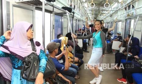PT KCI Sayangkan Ada Penumpang BAB di dalam Kereta